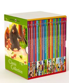 Look at this Fairy Tale Classics 23-Volume Hardcover Set on #zulily today!