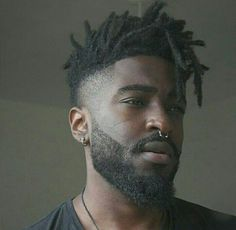 Welcome to the /r/hair community! This community is all about hair and beauty. Black Men Haircuts, Black Men Hairstyles, Cool Hairstyles, Pinterest Hairstyles, Dreads Styles, Curly Hair Styles, Natural Hair Styles, Dreadlock Hairstyles For Men, African Hairstyles