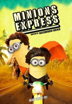Minions Express