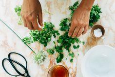 FvF cooks: chimichurri sauce