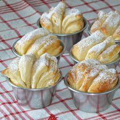 Cakes in the city: Les brioches de la maison Parker