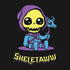 Skeletaww | TeePublic