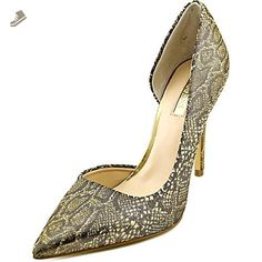 GUESS Womens Bittan Pointed Toe D-orsay Pumps - Guess pumps for women (*Amazon Partner-Link)