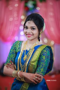 66 Ideas Bridal Saree Blouse Designs Latest For 2019 Wedding Saree Blouse Designs, Pattu Saree Blouse Designs, Fancy Blouse Designs, Wedding Sarees, South Indian Blouse Designs, Wedding Blouses, Bridal Sarees, Wedding Dresses, Blouse Back Neck Designs