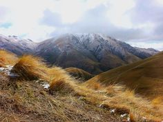 North Otago high country