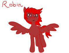 Robin+by+Nika0625.deviantart.com+on+@DeviantArt  This is one of the characters I've created. He's from a fan fiction story I've been working on.