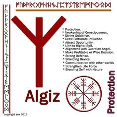 Algiz More