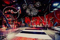 Temática de circo para tus 15. #ideasparaquinces #quinceaneras #quinces