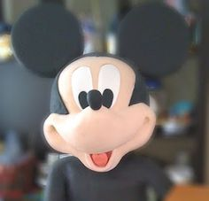 3 D Tutorial: Mickey Mouse Head