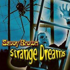 savoy brown strange dreams album covers