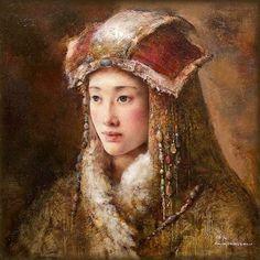 Tang Wein Min: Exposición de pintura entre Oriente y Occidente