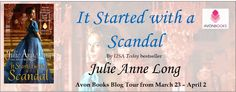 Danasquare: It Started With a Scandal by Julie Anne Long | Rev...