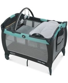 Graco Pack 'N Play Playard Reversible Napper & Changer Lx - Tenley
