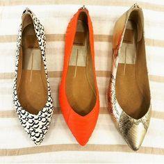 Flat Shoes Galore