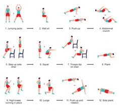 The Scientific 7 Minute Workout