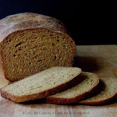 A Little Bit Crunchy A Little Bit Rock and Roll: Yeasted Pumpkin Bread