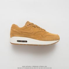 official photos 3973c af7c1 Premium Original Unisex Fsr Nike Air Max 1 Vintage Air All-Match Unisex  Jogging Shoes