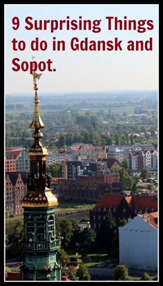 Things to Do in Gdańsk and Sopot – Gdansk Danzig, Poland Cities, Sopot Poland, Baltic Cruise, Visit Poland, Vacations To Go, Adventure Of The Seas, Poland Travel, Wanderlust