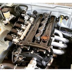 B6ZE 1.6 Liters 16Valves Carbs