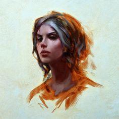 Ciri, Wojtek Fus on ArtStation at https://www.artstation.com/artwork/ciri-5f2c5e91-082d-40c6-94b0-fadf6d4ffc26