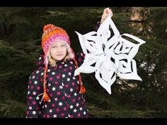 Super-Simple Gigantic 3D Snowflake Tutorial