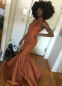 african print dresses best outfits – African Fashion Dresses - African Styles for Ladies African Fashion Designers, African Inspired Fashion, African Print Fashion, Africa Fashion, Fashion Prints, African Prints, African Attire, African Wear, African Women
