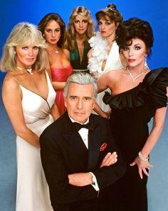 80's tv shows | Dynasty (1981-1989) Linda Evans, John Forsythe and Joan Collins lead ...