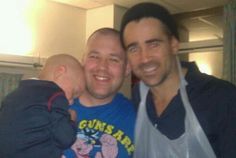 25.12.2012 - Colin Farrell makes surprise Christmas visit to Dublin Children's Hospital - IrishCentral.com