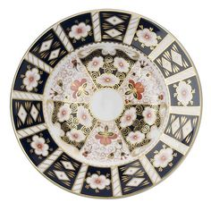 Royal Crown Derby TRADITIONAL IMARI PLATE 10INCH