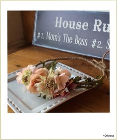 Hair Wreaths, Tray, Home Decor, Floral Headdress, Flower Crowns, Floral Motif, Bridesmaids, Fascinators, Ornaments