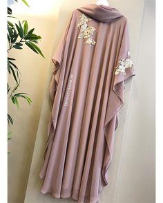 Kaftan Hijab Prom Dress, Hijab Style Dress, Modest Fashion Hijab, Muslim Dress, Abaya Fashion, African Fashion Dresses, Muslim Fashion, Kimono Fashion, Fashion Wear