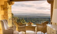 La Bastide de Tourtour Hotel & Spa in Tourtour, France #hotel #bastide #view #romantic #provence