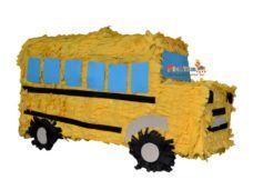 χειροποιητη πινιατα σχολικο λεωφορειο Wooden Toys, Wood Toys, Woodworking Toys