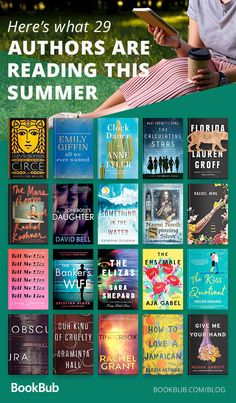 Here's What Bestselling Authors Are Reading This Summer A great reading list of books recommended by authors, including Gillian Flynn, Jodi Picoult, and more! Books To Read In Your 20s, Books You Should Read, Best Books To Read, Good Books, My Books, Books To Read For Women, Teen Books, Book Suggestions, Book Recommendations