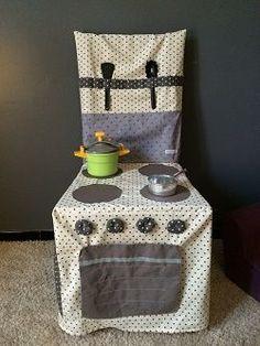 cuisine en tissu pour chaise
