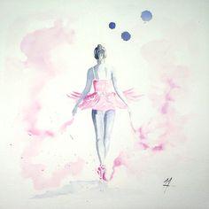 Ballerina 3 by SteveHeggen.deviantart.com on @DeviantArt