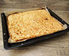 Rezept Mandel-Blitzkuchen vom Blech von steffie2406 - Rezept der Kategorie Backen süß