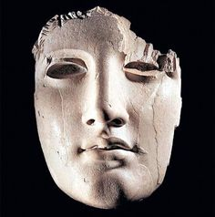 carved ivory mask of Apollo, is one of the most rare and important looted antiquities ever. Believed to be carved by Phidias, one of the best classical sculptors of ancient Greece. Ancient Greek Art, Ancient Greece, Ancient History, Empire Romain, Ancient Greek Architecture, Stone Statues, Ivoire, Ancient Artifacts, Oeuvre D'art
