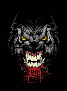 Werewolf illustration for a themed energy drink. All vector CorelDraw Werewolf Illustration Tier Wallpaper, Wolf Wallpaper, Dark Wallpaper, Animal Wallpaper, Wallpaper Wallpapers, Gaming Wallpapers, Wallpaper Quotes, Dark Fantasy, Fantasy Art