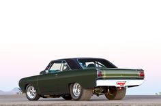 1969 Dodge Dart Pro Drag http://www.musclecardefinition.com/