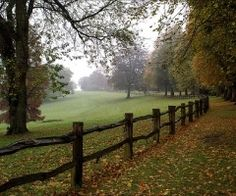 Autumn in the Countryside.