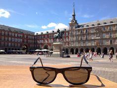 CliC in Madrid, Spain (Plaza Mayor)