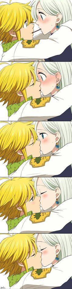 Ugh I loved this anime. Seven Deadly Sins