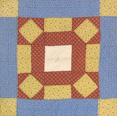 Q8104 Signed and Dated Rolling Stone/Friendship Quilt