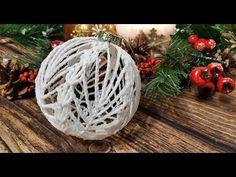 Новогодний ШАР крючком / Christmas BALL crochet - YouTube Christmas Bulbs, Holiday Decor, Videos, Home Decor, Christmas Baubles, Tejidos, Xmas, Noel, Christmas