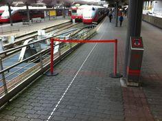 Paralympics på Oslo S, Idrettsgren: Hekkeløp for blinde Customer Experience, User Experience, Oslo