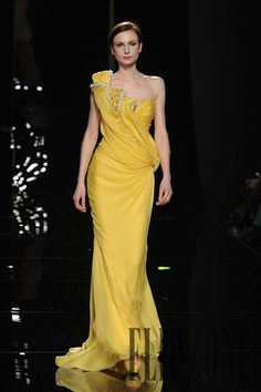 Abed Mahfouz Spring-summer 2010 - Couture