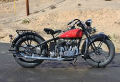 1932 Harley Davidson VL