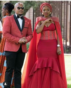 African traditional dresses - 40 Gorgeous Wedding Dress Styles For Your African Traditional Wedding – African traditional dresses African Wedding Attire, African Attire, African Wear, African Dress, South African Wedding Dress, African Suits, African Print Fashion, African Fashion Dresses, Africa Fashion