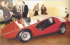 Alpine A110 Meyrignac 1977